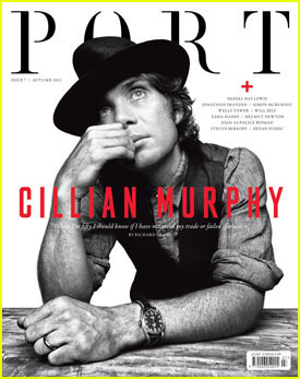 Cillian Murphy Covers 'Port' Magazine