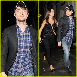Daniel Radcliffe: Azteca Latin Lounge Night!