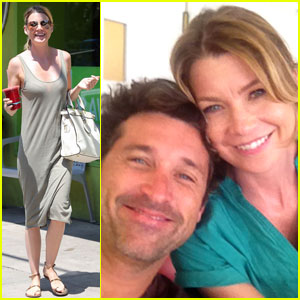 Ellen Pompeo Photos News And Videos Just Jared Page 42