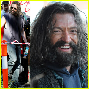 Hugh Jackman: Working on 'Wolverine'