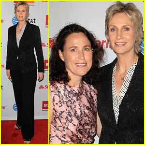 Jane Lynch: Equality Awards with Lara Embry!