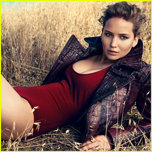 Jennifer Lawrence: 'Vogue' Feature!