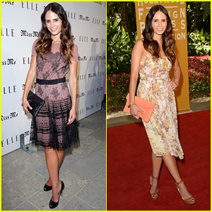 Jordana Brewster: 'Miss Me' Album Release Party!