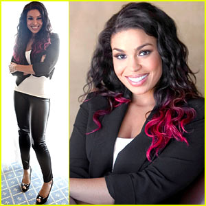 Jordin Sparks Photo Shoot - JustJared.com Exclusive!