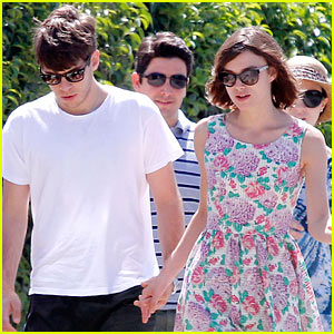Keira Knightley: French Riviera with James Righton!