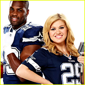 Kelly Clarkson's 'Get Up (A Cowboys Anthem)' - Listen Now!