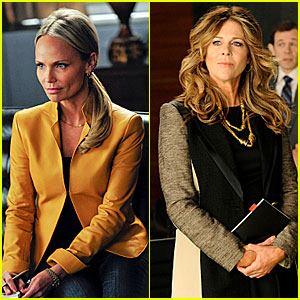 Maura Tierney and jennifer aniston related