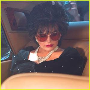 Lindsay Lohan: 'Liz & Dick' Stills!