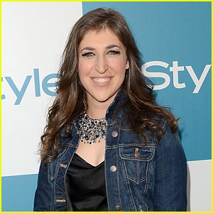 Mayim Bialik Not Losing Finger After Car Accident
