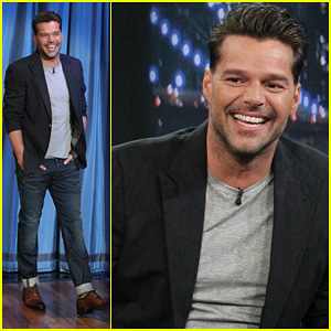 Ricky Martin: 'General Hospital' with Jimmy Fallon!