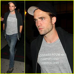 "Robert Pattinson: ""Crepúsculo"" foi uma experiência incrível"