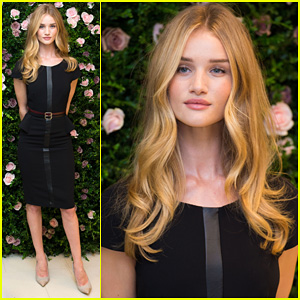 Rosie Huntington-Whiteley: 'Rosie for Autograph' Launch!