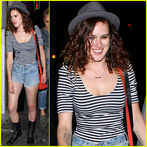 Rumer Willis Hits Up Playhouse Nightclub!