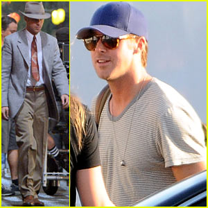 Ryan Gosling: 'Gangster Squad' Reshoots