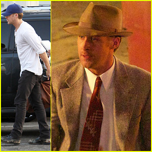 Ryan Gosling: Late Night 'Gangster Squad' Reshoots