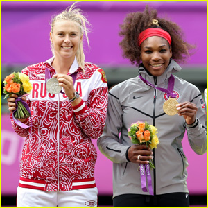 Serena Williams Takes Home Gold!