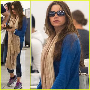 Sofia Vergara: Hello, New York!