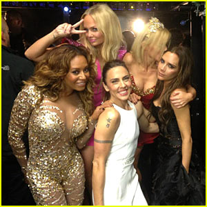 The Spice Girls: Olympics Closi