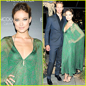Alexander Skarsgard & Olivia Wilde: Encounter Fragrance Launch!