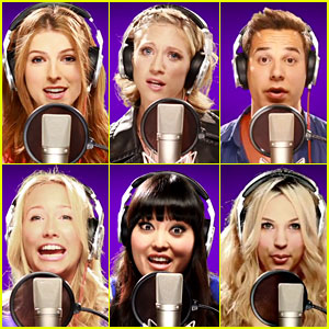 Anna Kendrick & 'Pitch Perfect' Cast Cover Nicki Minaj!