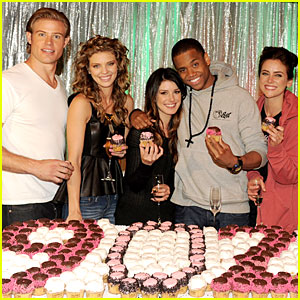 AnnaLynne McCord: '90210' 100th Episode Celebration!