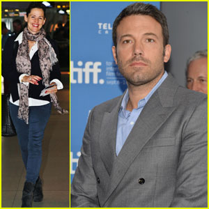 Ben Affleck: 'Argo' Photo Call at Toronto Film Festival!