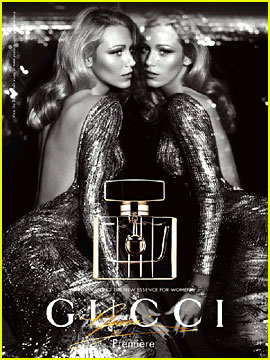 Blake Lively: New Gucci 'Premiere' Campaign Image Released!