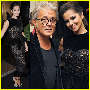 Cheryl Cole: Giuseppe Zanotti for Fashion's Night Out!