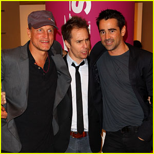 Colin Farrell: 'Seven Psychopaths' at TIFF Variety Studio!