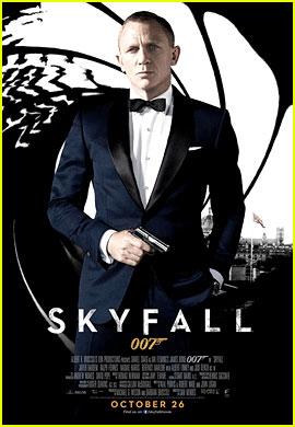 Daniel Craig: New 'Skyfall' Posters!