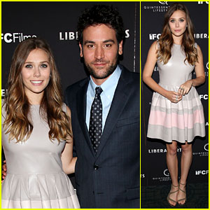 Elizabeth Olsen &#038; Josh Radnor: 'Liberal Arts' Screening!