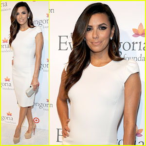 Eva Longoria: Pre-ALMA Awards Charity Dinner!