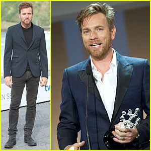 Ewan McGregor: Donostia Lifetime Achievement Award Recipient!