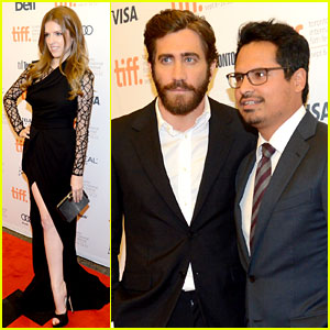 Jake Gyllenhaal & Anna Kendrick: 'End of Watch' at TIFF!