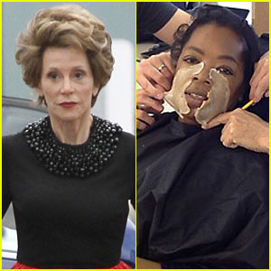 Jane Fonda as Nancy Reagan in 'The Butler' - First Look!