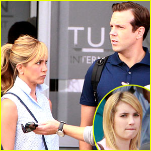 emma roberts were the millers