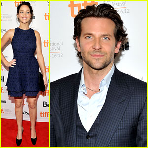 Jennifer Lawrence & Bradley Cooper: 'Pines' Premiere at TIFF!
