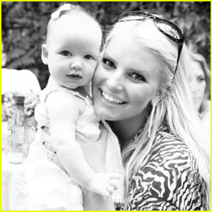 Jessica Simpson Shares New Baby Maxwell Photos