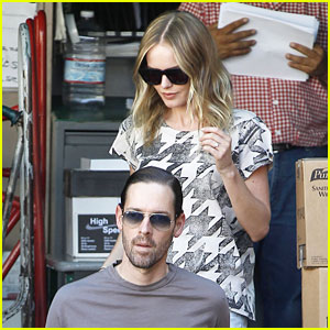 Kate Bosworth & Michael Polish: Bristol Farms Couple!