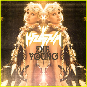 Ke$ha: 'Die Young' Single Artwork & Song Teaser Video!