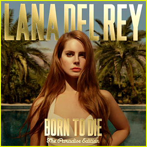 Lana Del Rey: 'Born to Die: Paradise Edition' Art & Track List!