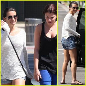 Lea Michele: Goodbye, Tattoo!