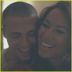 Leona Lewis: 'Trouble' Video with Colton Haynes!
