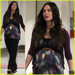 Megan Fox: Doctor's Appointment with Brian Austin Green