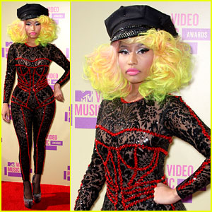 Nicki Minaj - MTV VMAs 2012 Red Carpet