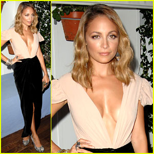 Nicole Richie: DuJour Magazine Cover Party!