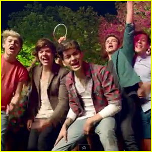 One Direction's 'Live While We're Young' Video Premiere - Watch Now!