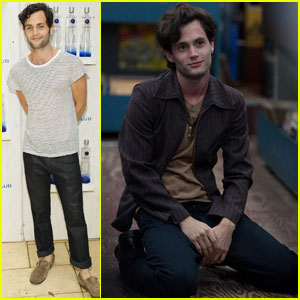 Penn Badgley: Ciroc Cabana Club Host