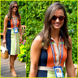 Pippa Middleton: U.S. Open in New York City!