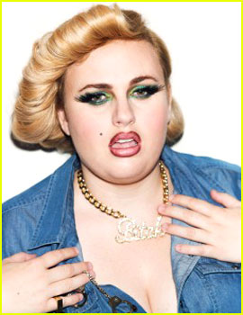 Rebel Wilson is Rebelicious for 'Bullett' Magazine